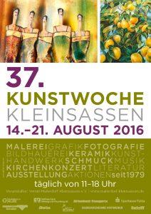 Plakat-DIN A3-Kunstwoche Kleinsassen-2016-Korrekturabzug